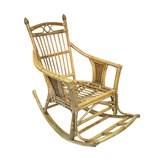 Кресло-качалка CHITA, мёд