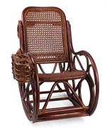 Кресло-качалка CORAL, коньяк