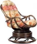 Кресло-качалка KARA, орех