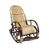 Кресло-качалка Ведуга, орех