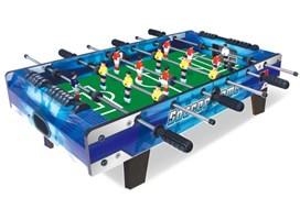 Настольный Футбол Премиум 81 blue