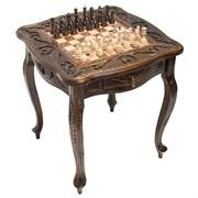 Стол ломберный шахматный