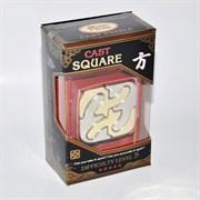 Головоломка Каре*****/ Cast Puzzle Square*****