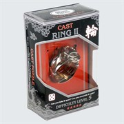 Головоломка Кольцо-2*****/ Cast Puzzle Ring II*****