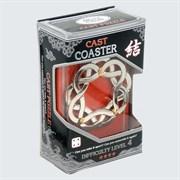 Головоломка Волна****/ Cast Puzzle Coaster****