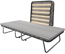 Раскладушка Leset 218 с матрасом (кровать раскладная) 2000х900х390мм