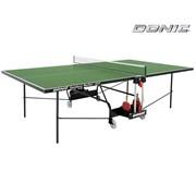 Всепогодный Теннисный стол Donic Outdoor Roller 400 зеленый