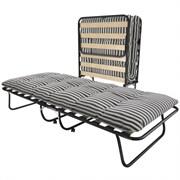 Раскладушка Leset 204 с поролоновым матрасом (кровать раскладная) 2000х800х400мм