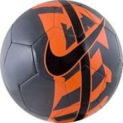 Мяч футбольный NIKE React красно-белый р.5