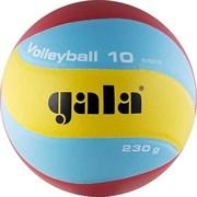 Мяч волейбольный GALA 230 Light 10 р. 5, синт. кожа BV5651S