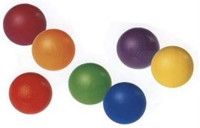 Мяч д. 75мм лакированный с-38ЛП