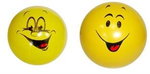 Мяч д. 75мм с-104П Смайлики