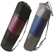 Чехол-переноска для спортивных ковриков 65*25см ZS-6525, серебро