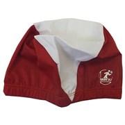 Шапочка для плавания полиэстеровая PL20 (красная)