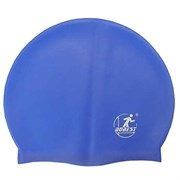 Шапочка для плавания силиконовая SH30 (темно-синяя)