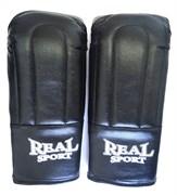 Перчатки тренировочные черные