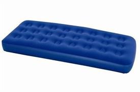 Кровать флок Bestway 188*99*23см (синяя)