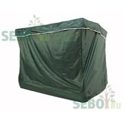 Чехол SEBO Трансформер на садовые качели Орбита Зеленый 241x142x172см