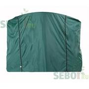 Чехол укрытие SEBO для качелей Палермо Зеленый 242x182x186см