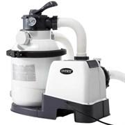 Песочный фильтр насос для бассейна (4000л/ч) Intex 26644