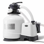 Песочный фильтр насос для бассейна (10000л/ч) Intex 26652