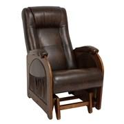Кресло-качалка, модель 48, орех без лозы