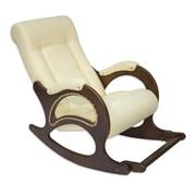 Кресло-качалка, модель 44, орех