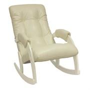 Кресло-качалка, модель 67, дуб шампань