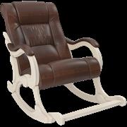 Кресло-качалка, модель 77, дуб шампань