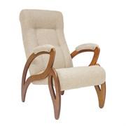 Кресло для отдыха, модель 51, орех