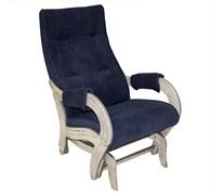Кресло-глайдер, Модель 708, дуб шампань с патиной