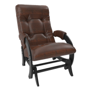 Кресло-глайдер, Модель 68 шпон, венге
