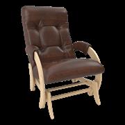Кресло-глайдер, Модель 68 шпон, натуральное дерево