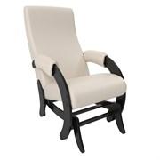 Кресло-глайдер, Модель 68М шпон, венге