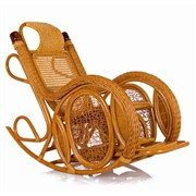 Кресло-качалка ALEXA, Мёд
