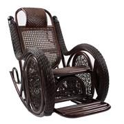 Кресло-качалка ALEXA, Орех