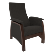 Кресло-глайдер, Модель Balance-1 (шпон), орех