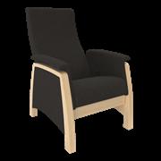 Кресло-глайдер, Модель Balance-1 (шпон), натуральное дерево