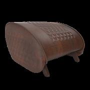 Пуф-глайдер, Модель Balance-3 (шпон), орех