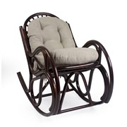 Кресло-качалка BELLA, Орех