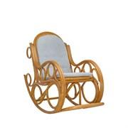 Кресло-качалка NOVO, мёд