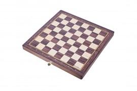Доска шахматная турнирная складная 40 мм