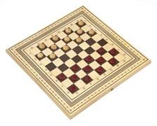 """Шахматы, шашки, нарды """"Игровые"""" средние"""