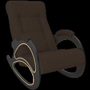 Кресло-качалка, модель 4, венге