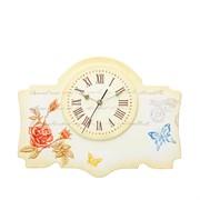 Часы настенные модель 2 (с росписью), Роспись Прованс