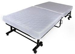 Раскладушка MaxiBed 90 с матрасом (кровать раскладная) 2000x900x400мм