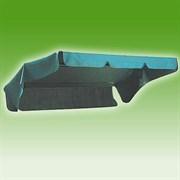 Тент SEBO для качелей Люкс-2 Зеленый 198x148см