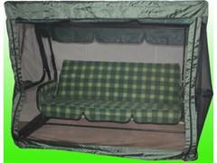 Москитная сетка с тентом SEBO на молнии универсальная Зеленая 230x147x180см