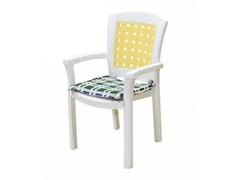 Подушка для стула SeBo, кресла Эмилио 42х42х4 см