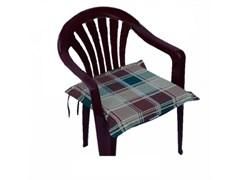 Подушка для стула SeBo, кресла Бергамо 42х42х4 см